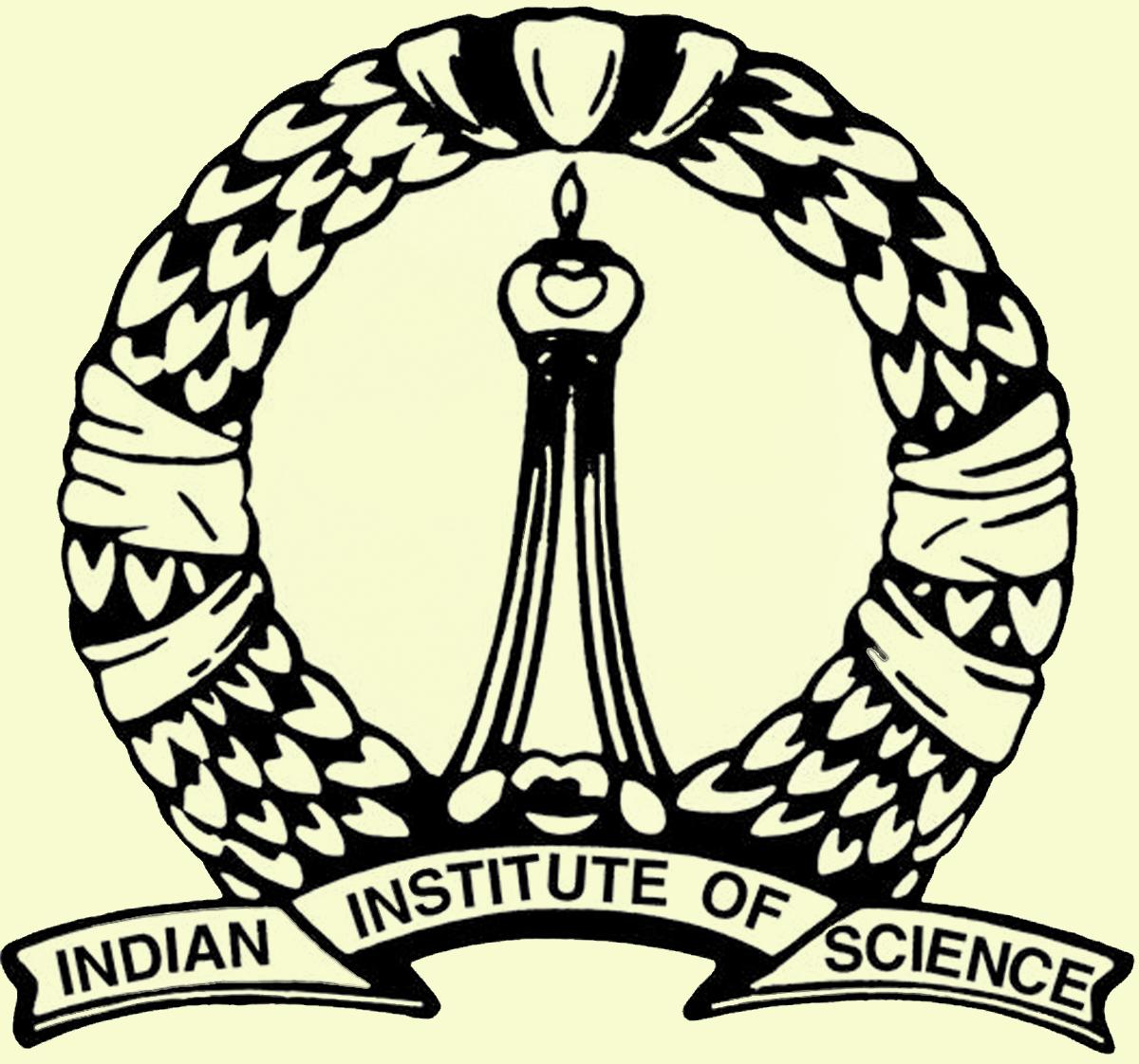 indian institute of science bangalore logo